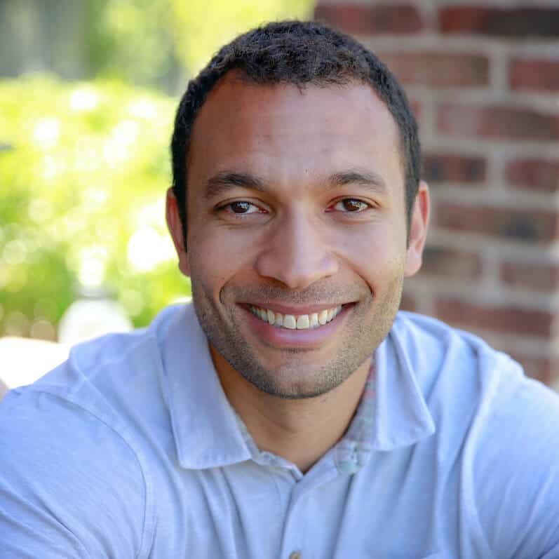 Photo of Seth Davis, professional sleep coach for adults.