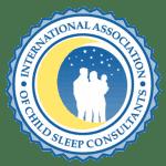 Logo for the International Association of Child Sleep Consultants